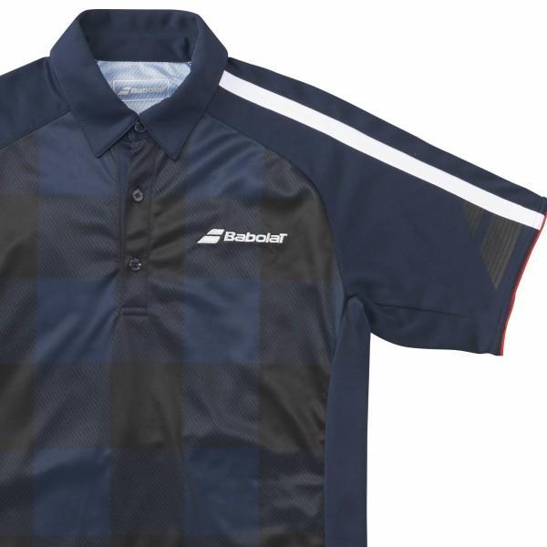 ce89937a1c108 特価 バボラ Babolat テニスウェア メンズ・ユニ ポロシャツ ショート ...