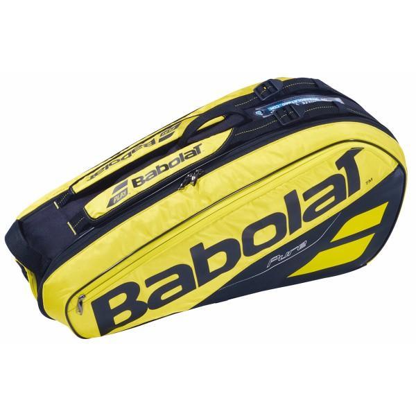 バボラ Babolat テニス ラケットバッグ ラケット6本収納可 BB751182 ピュアライン