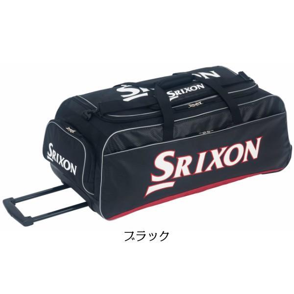 スリクソン テニス バック プロライン キャスターバック ラケット収納可 SPC2780