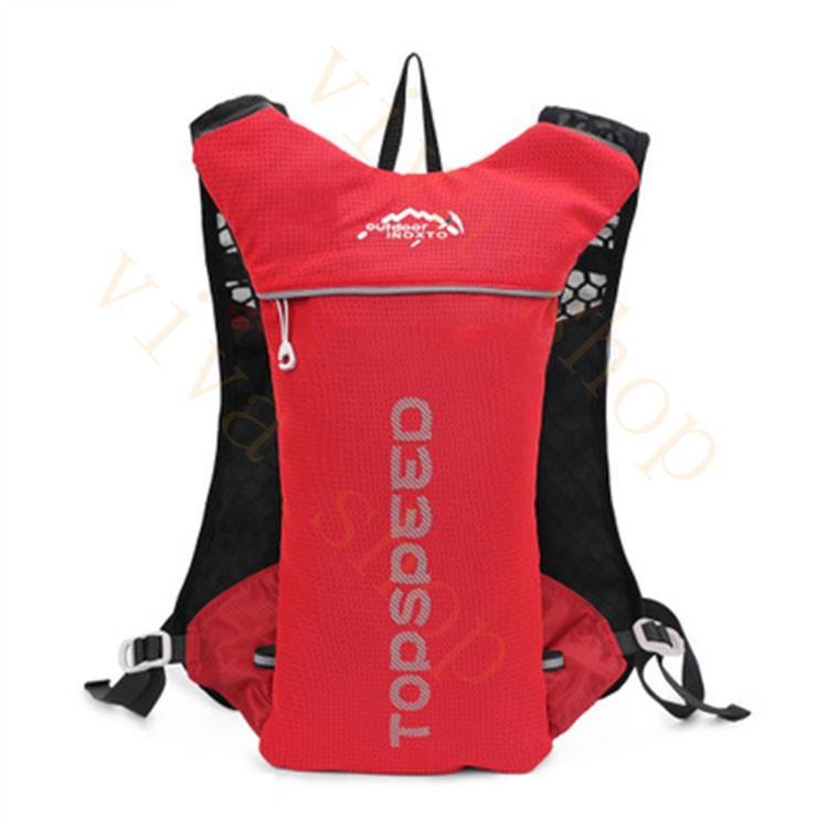 ランニングバッグ リュック 撥水加工 ハイドレーション サイクリングバッグ サイクルバッグ アウトドア 大容量 ジョギング 超軽量 ユニセックス バッグ viva-v1 03