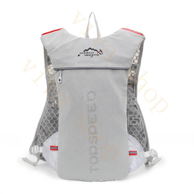 ランニングバッグ リュック 撥水加工 ハイドレーション サイクリングバッグ サイクルバッグ アウトドア 大容量 ジョギング 超軽量 ユニセックス バッグ viva-v1 04