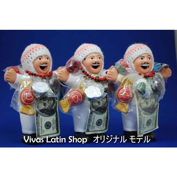 【HUAIRURO NECKLACE MINI】エケコ人形用ワイルーロの実のミニネックレス ペルー製|vivas|03