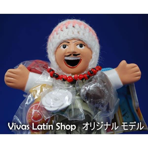 【HUAIRURO NECKLACE MINI】エケコ人形用ワイルーロの実のミニネックレス ペルー製|vivas|04