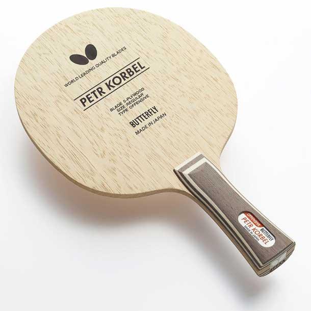 コルベル-FL Butterfly バタフライ 卓球 ラケット シェークハンド卓球ラケット (30271)