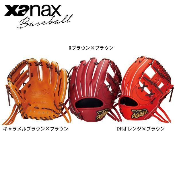 最上の品質な 硬式用 XANAX 硬式用 トラストX 内野手用※グラブ袋付 XANAX トラストX ザナックス 野球 硬式用グローブ19FW(BHG-62419), シティネットショッピング:19255457 --- airmodconsu.dominiotemporario.com