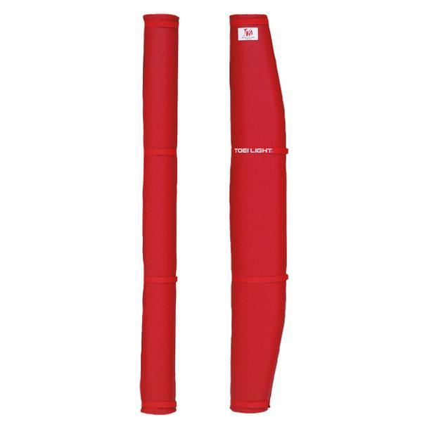 バレーボールカバーDX 赤 TOEI LIGHT トーエイライト バレーグッズソノタ (B3481R)
