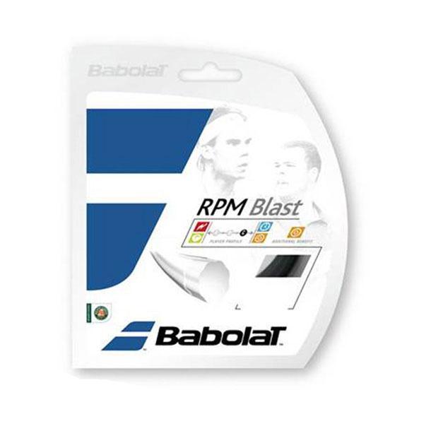 殿堂 RPMブラストロール Badolat バボラ 硬式テニスストリングス (BA243101), トガクシムラ 776a62d9