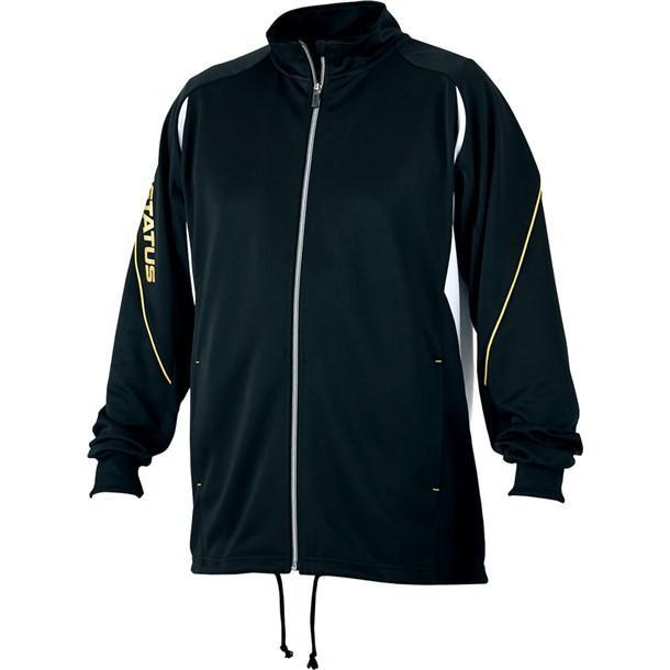 トレーニングジャケットボックスガタ ZETT ゼット ヤキュウソフトWUPニットジャケット (bpro200b-1900)