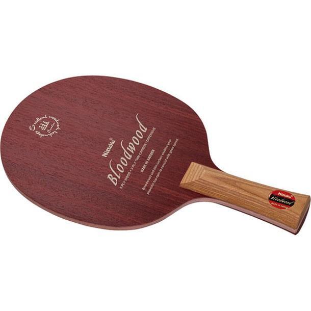ブラッドウッド FL Nittaku ニッタク シェークハンド卓球ラケット (NC0425)