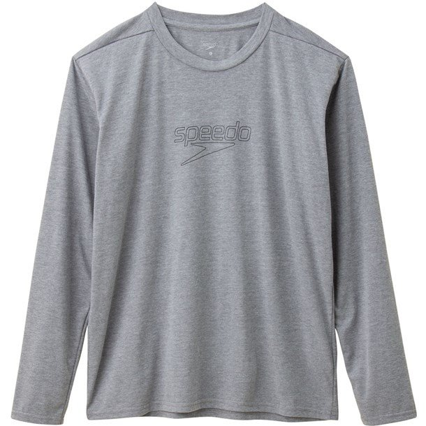 L/S T/C TEE speedo スピード スイエイナガソデTシャツ (sa31963-mx)