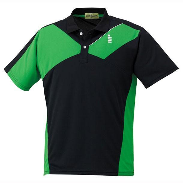 ユニセックス ゲームシャツ GOSEN ゴーセン テニスゲームシャツ (T1502-39)