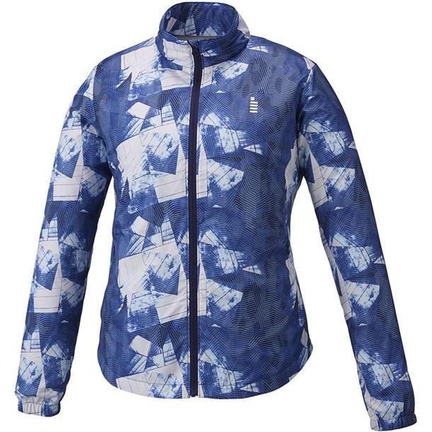 レディースウィンドウォーマージャケット (GOSEN)ゴーセン テニスウインドシャツ W (y1961-16)