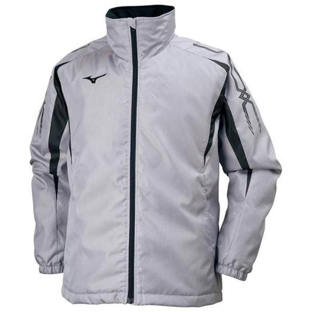 中綿ウォーマーシャツ ユニセックス MIZUNO ミズノ トレーニングウエア ミズノトレーニング ウォーマースーツ (32JE7553)