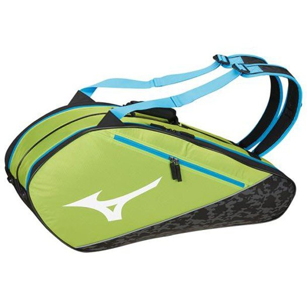 ラケットバッグ(6本入れ) MIZUNO ミズノ テニス バッグ ラケットバッグ (63JD8007)