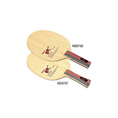 バイオリン ST Nittaku ニッタク シェークハンド卓球ラケット(NE6756)