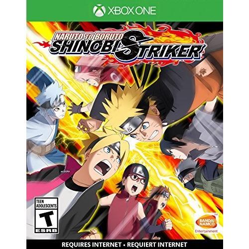 Naruto to Boruto Shinobi Striker (輸入版:北米) - XboxOne