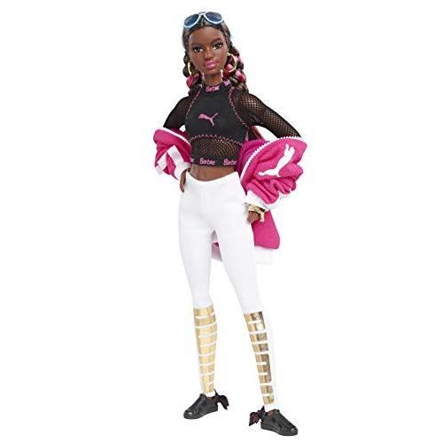 Barbie Puma Doll Dark-Hai赤