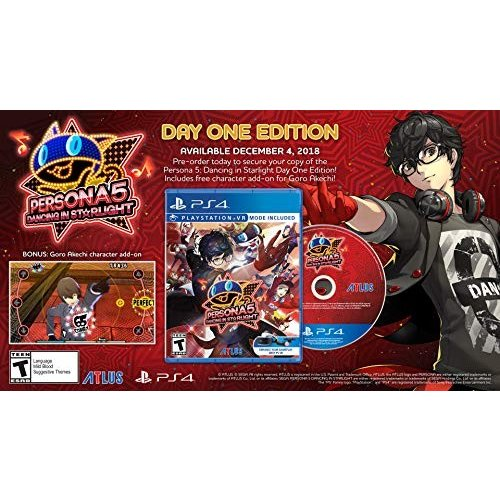 Persona 5 Dancing In Starlight (輸入版:北米)- PS4