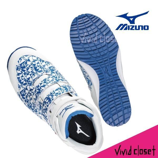 ミズノ 安全靴 F1GA1906 ブレスサーモ ミッドカット 数量限定 作業靴|vivid-closet|04