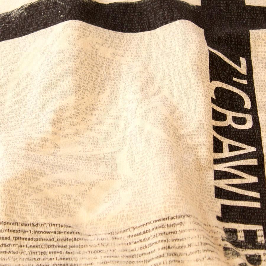 長袖Tシャツ メンズ ロンT ロングTシャツ 金運上昇 アメカジ ブランド セブンスクローラー 正規品 ナチュラルイエロー|vividstyle|03