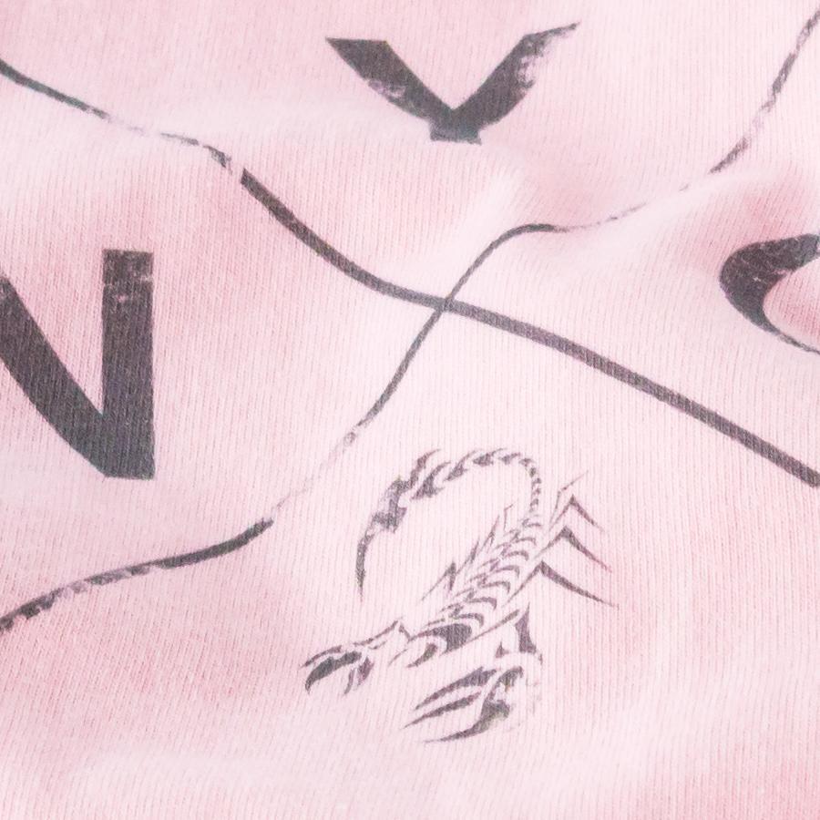 長袖Tシャツ メンズ ロンT ロングTシャツ アメカジ ブランド セブンスクローラー 正規品 ライトピンク|vividstyle|03
