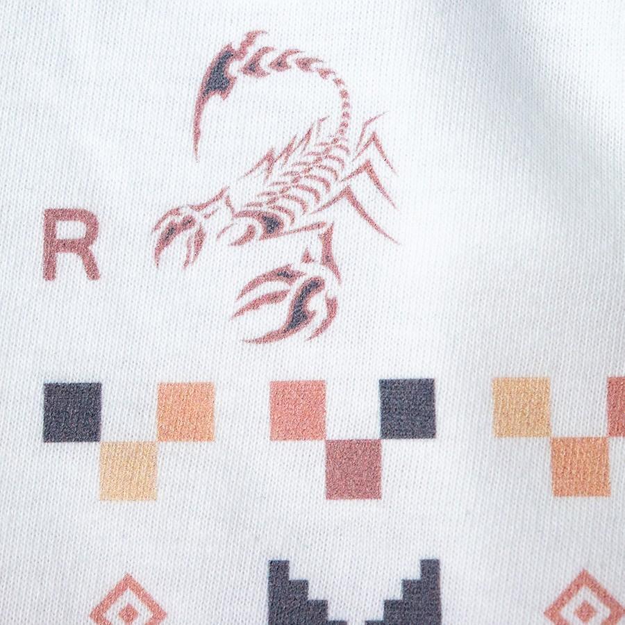 Tシャツ メンズ 半袖 アメカジ ブランド セブンスクローラー 正規品 ホワイト|vividstyle|05