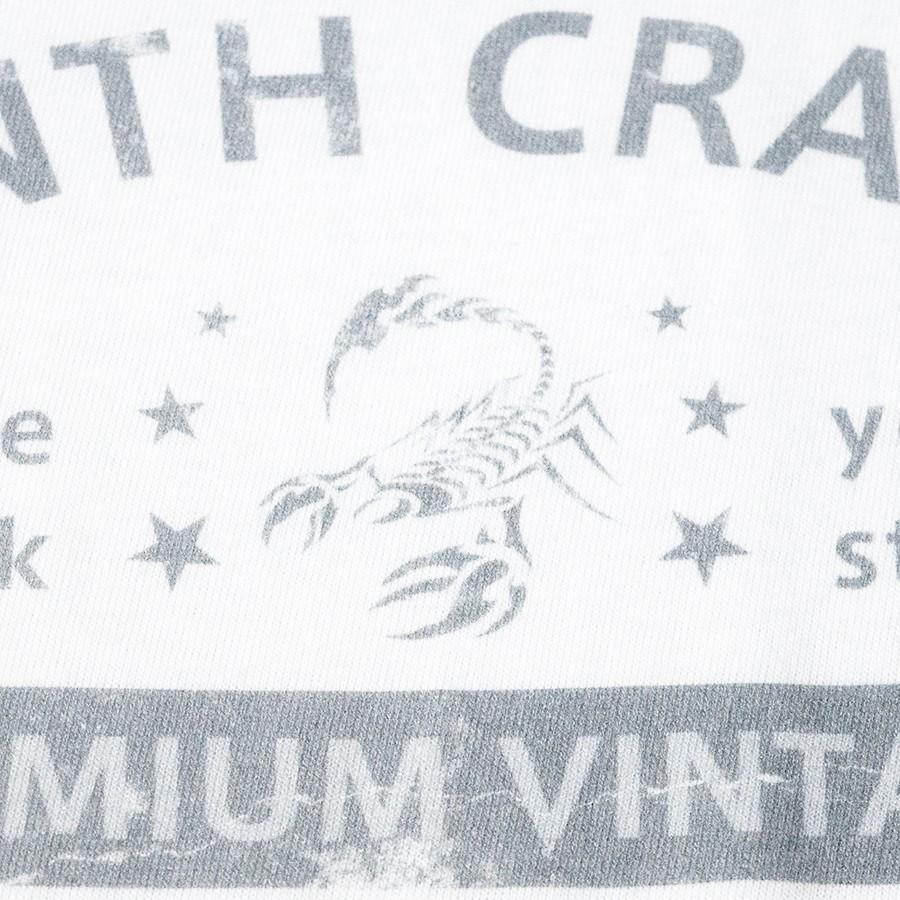 Tシャツ メンズ 半袖 アメカジ ブランド セブンスクローラー 正規品 ホワイト vividstyle 04