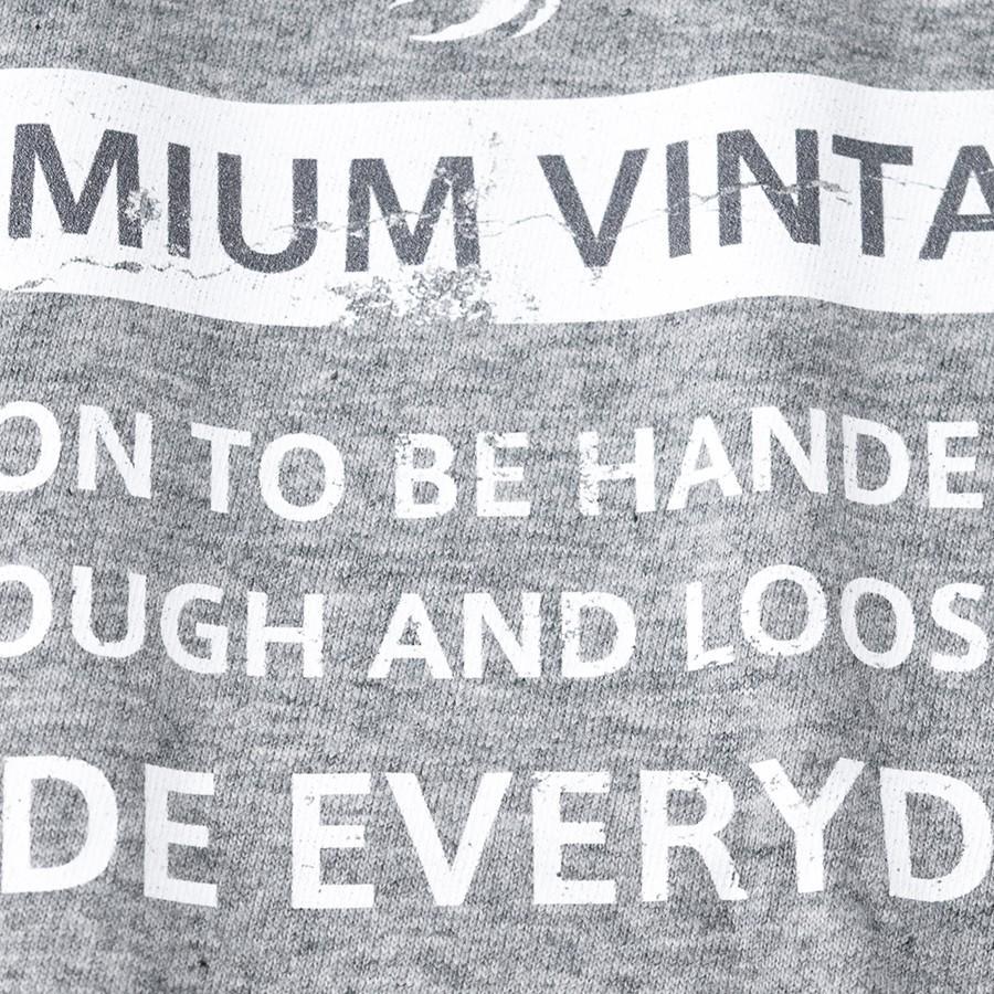 Tシャツ メンズ 半袖 アメカジ ブランド セブンスクローラー 正規品 グレー|vividstyle|05