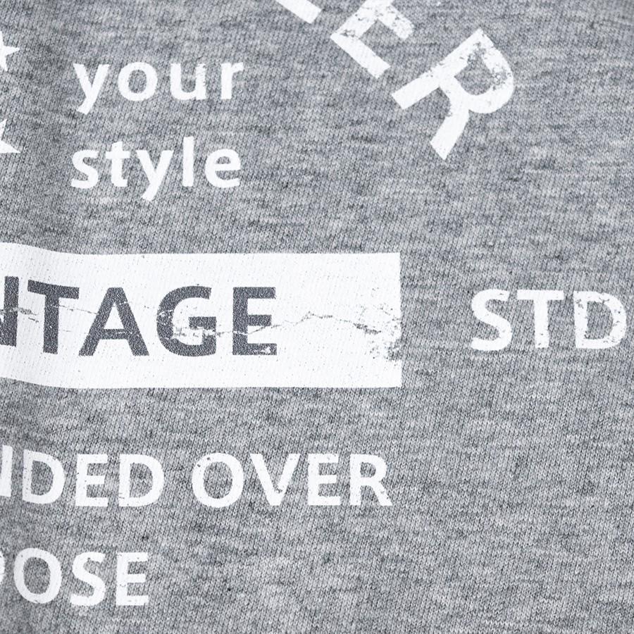Tシャツ メンズ 半袖 アメカジ ブランド セブンスクローラー 正規品 グレー|vividstyle|06