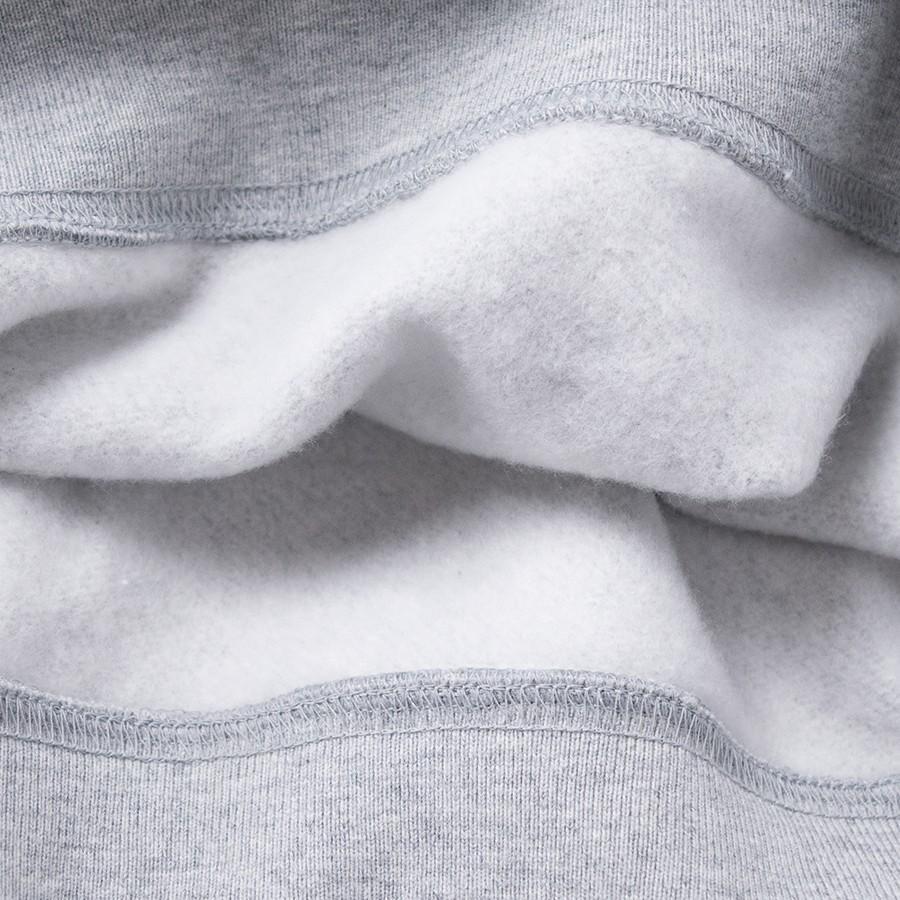 トレーナー メンズ 長袖 あったか裏起毛 アメカジ ブランド セブンスクローラー 正規品 グレー|vividstyle|04