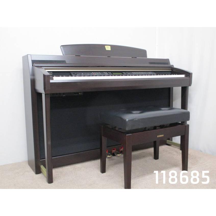 電子ピアノ 中古 ヤマハ クラビノーバ CLP-280 2005年製 118685 ※1都3県のみ送料無料