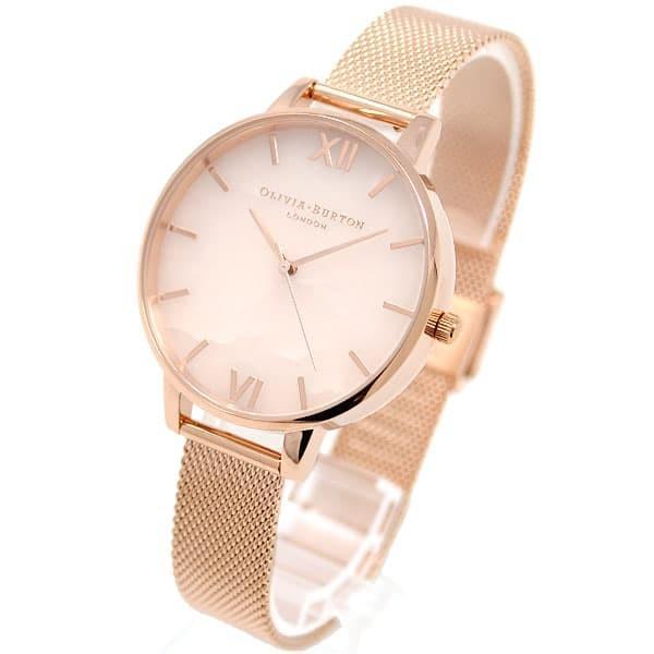 上等な オリビアバートン 腕時計 レディース OLIVIA BURTON アナログ ピンク/ピンクゴールド, 作業服作業用品のダイリュウ ab915d23