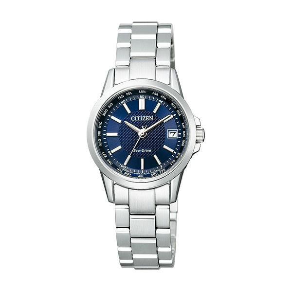 ラウンド  シチズン 腕時計 レディース シチズンコレクション CITIZEN 電波, moncachette 4f0a2451