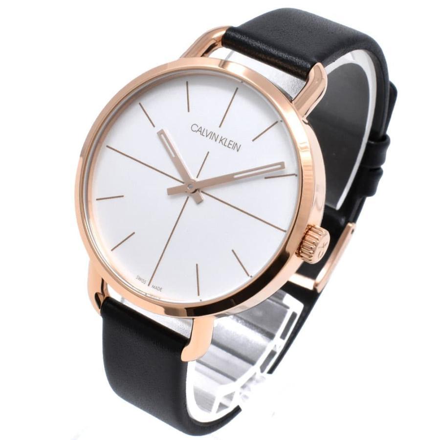 【高額売筋】 カルバンクライン 腕時計 レディース Calvin Klein レザー, BESSHO e7ea0561