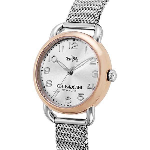 【5%OFF】 コーチ 腕時計 レディース デランシー COACH オフホワイト, せんたく日和 5104c25d