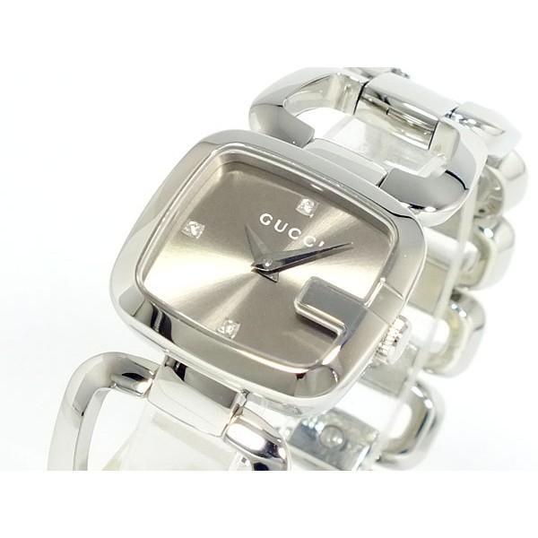 【送料0円】 グッチ 腕時計 レディース Gコレクション GUCCI, 丸岡町 8464495a