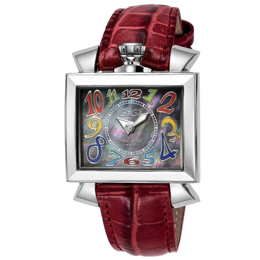 特価商品  ガガミラノ 腕時計 レディース NAPOLEONE GaGa MILANO レザー, クビキムラ 7bb5ae2b