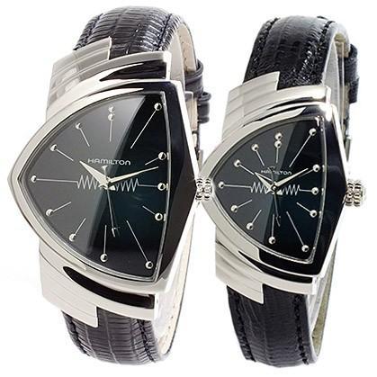 【代引き不可】 ハミルトン ペアウォッチ 腕時計ペアセット メンズ&レディース HAMILTON, リュウホクマチ d2cd54a1