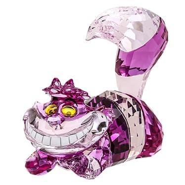 スワロフスキー チェシャ猫フィギュア フィギュリン レディース SWAROVSKI ディズニー