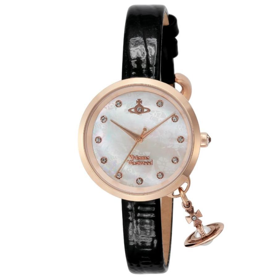 絶妙なデザイン ヴィヴィアンウエストウッド 腕時計 レディース VIVIENNE WESTWOOD レザー, スピリッツ男爵 9b035e18