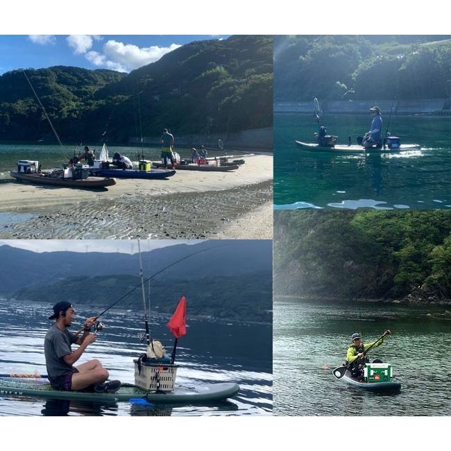 SOUYU STICK 漕遊 2021 ソーユースティック ADVENTURE 10'10'' アドベンチャー サップ SUP インフレータブル スタンドアップパドル 釣り 船外機取り付け可能|voltage|15