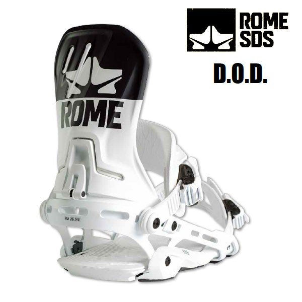 19-20 ROME ローム エスディエス D.O.D. ビンディング 正規品 ROME SDS バインディング BINDING 2019-2020 予約商品