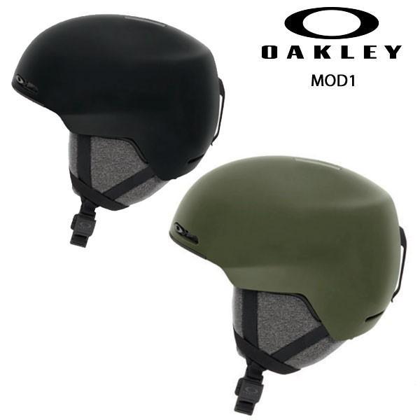 ご予約受付中! 19-20 OAKLEY オークリー MOD1 Asia フィット Helmet ヘルメット スノーボード SNOWBOARD 2019-2020
