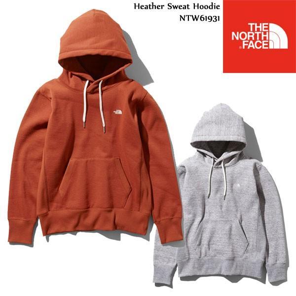 The North Face ノースフェイス Heather Sweat Hoodie NTW61931 ヘザースウェットフーディ フーディ パーカー レディース アウトドア ザ・ノース・フェイス