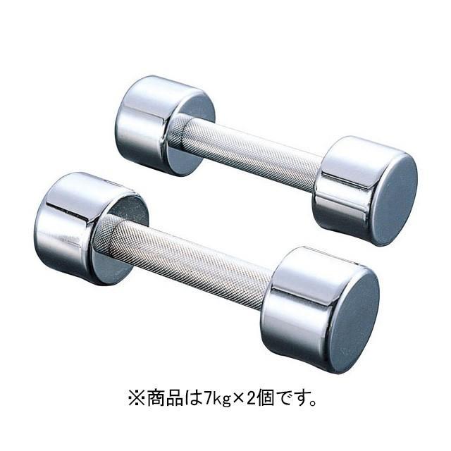 品質検査済 DANNO ダンノ クロームアレー 7kg D-386 ウエイトトレーニング ダンベル 筋トレ 家トレ, 新発売の 2bdb25f0