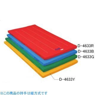 ダンノ(DANNO)カラー体操マット(120×300サイズ)イエロー D4633Y 体操・運動マット (カラー)