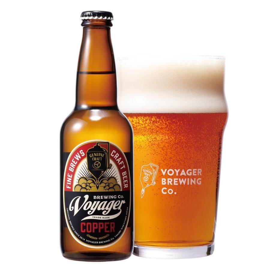 【期間限定・送料無料】COPPER・GOLD・IPA・THRUSTER(各3本)12Bottles Set ※送料無料(北海道・沖縄を除く)クラフトビール  地ビール 飲み比べセット voyagerbrewing 02