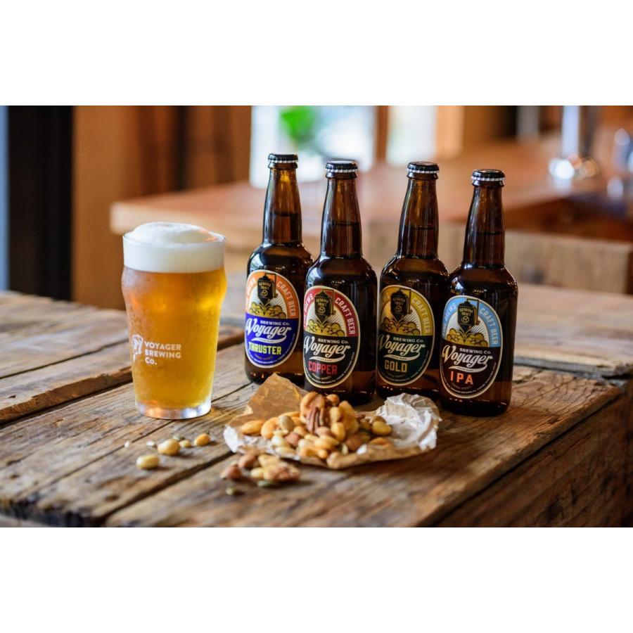 【期間限定・送料無料】COPPER・GOLD・IPA・THRUSTER(各3本)12Bottles Set ※送料無料(北海道・沖縄を除く)クラフトビール  地ビール 飲み比べセット voyagerbrewing 12