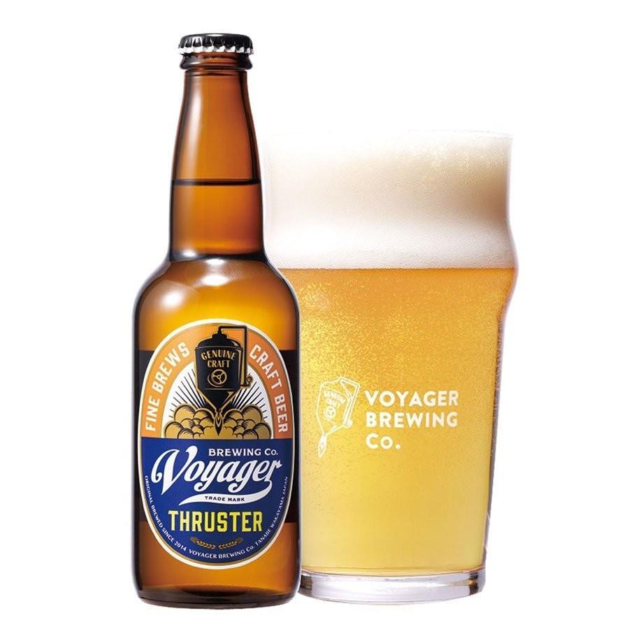 【期間限定・送料無料】COPPER・GOLD・IPA・THRUSTER(各3本)12Bottles Set ※送料無料(北海道・沖縄を除く)クラフトビール  地ビール 飲み比べセット voyagerbrewing 05
