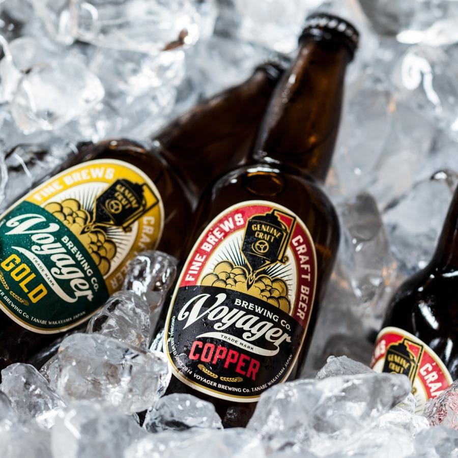 【期間限定・送料無料】COPPER・GOLD・IPA・THRUSTER(各3本)12Bottles Set ※送料無料(北海道・沖縄を除く)クラフトビール  地ビール 飲み比べセット voyagerbrewing 07